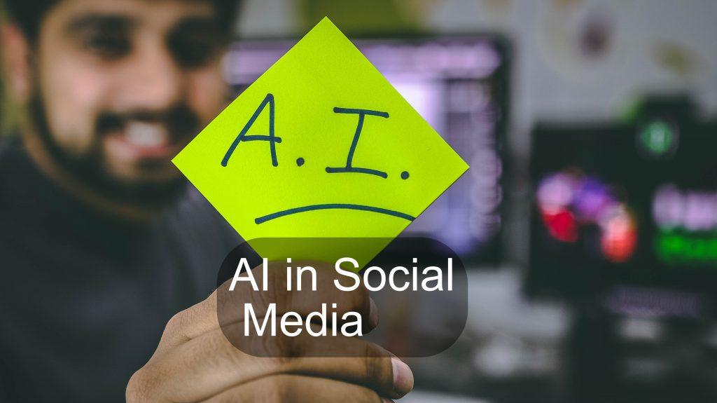 AI in Social Media Marketing