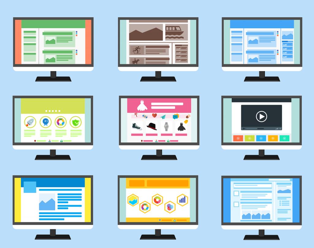 sales with website design