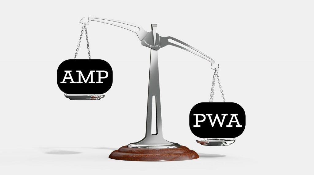 AMP and PWA